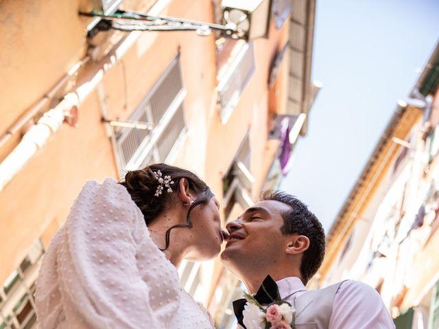 Le mariage de Luca et Lauren à Villecroze, Var 19