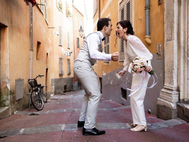 Le mariage de Luca et Lauren à Villecroze, Var 21