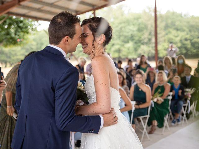 Le mariage de Luca et Lauren à Villecroze, Var 39