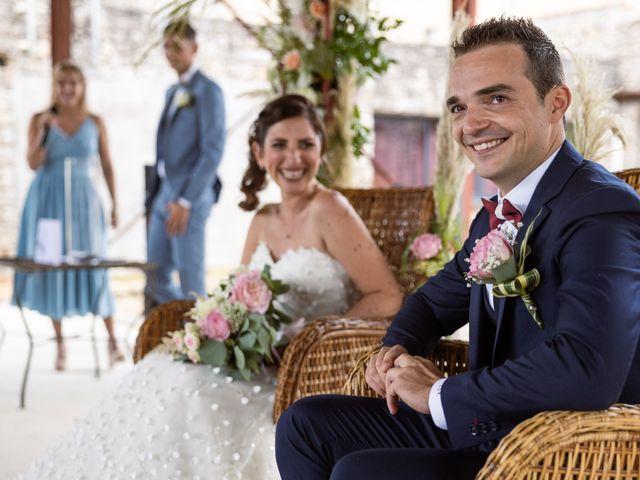 Le mariage de Luca et Lauren à Villecroze, Var 40