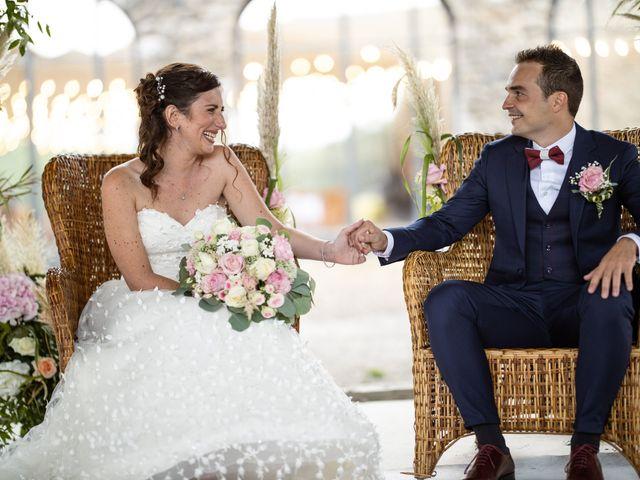 Le mariage de Luca et Lauren à Villecroze, Var 41