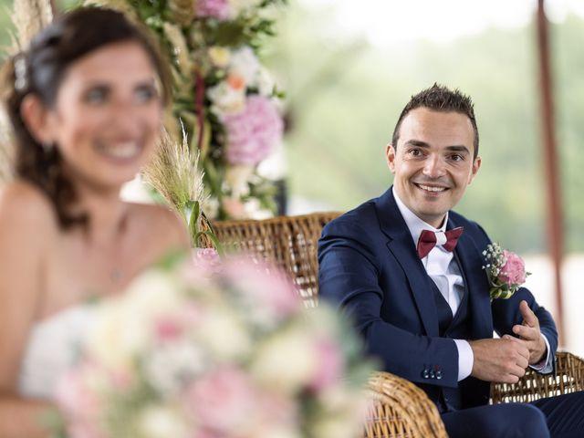 Le mariage de Luca et Lauren à Villecroze, Var 45