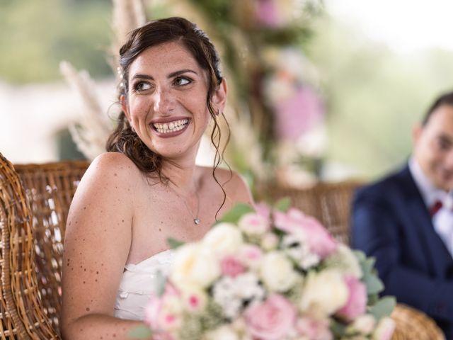 Le mariage de Luca et Lauren à Villecroze, Var 46