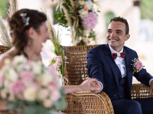 Le mariage de Luca et Lauren à Villecroze, Var 47