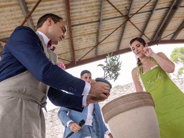 Le mariage de Luca et Lauren à Villecroze, Var 48