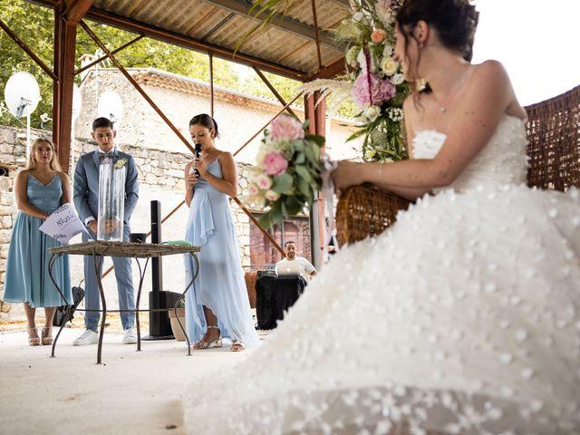 Le mariage de Luca et Lauren à Villecroze, Var 49