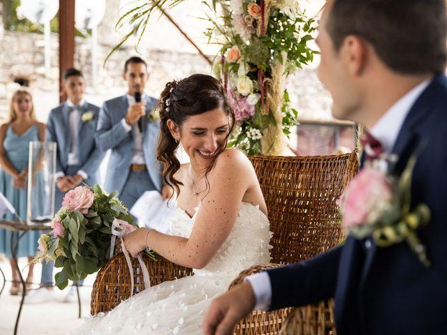 Le mariage de Luca et Lauren à Villecroze, Var 50