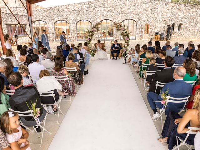 Le mariage de Luca et Lauren à Villecroze, Var 51