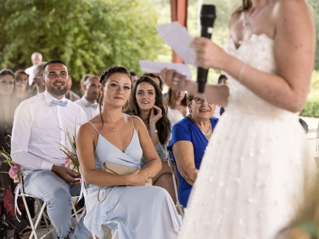 Le mariage de Luca et Lauren à Villecroze, Var 53