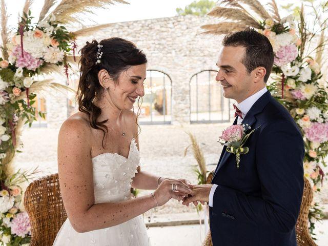 Le mariage de Luca et Lauren à Villecroze, Var 54
