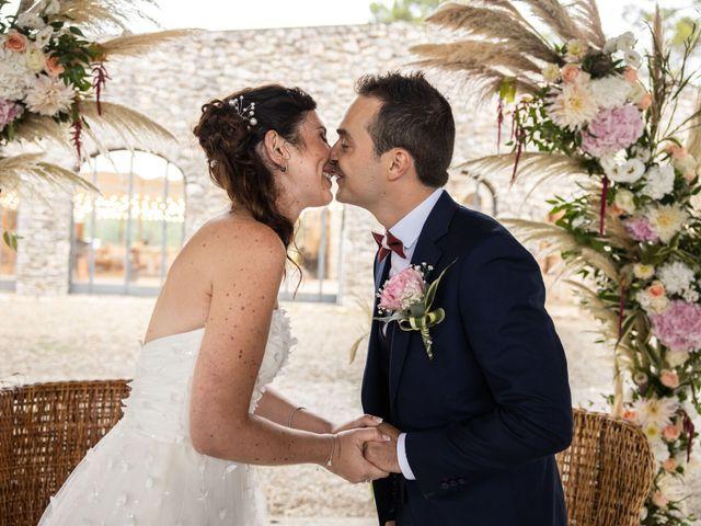 Le mariage de Luca et Lauren à Villecroze, Var 55