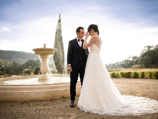 Le mariage de Luca et Lauren à Villecroze, Var 58