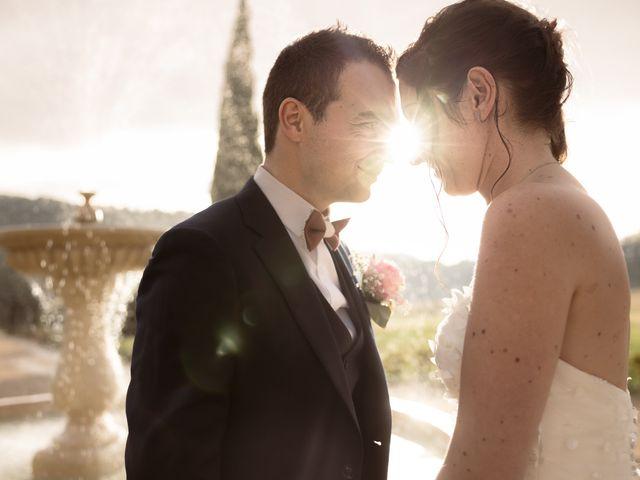 Le mariage de Luca et Lauren à Villecroze, Var 59