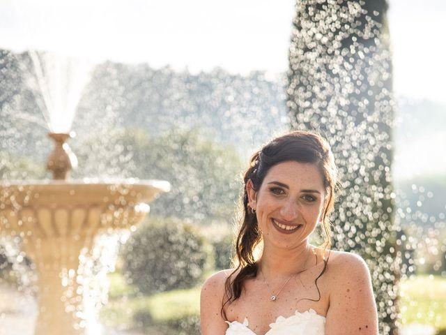 Le mariage de Luca et Lauren à Villecroze, Var 61