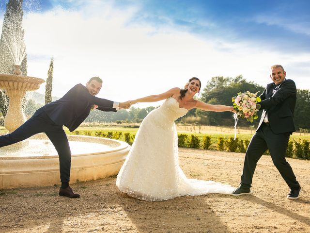 Le mariage de Luca et Lauren à Villecroze, Var 62