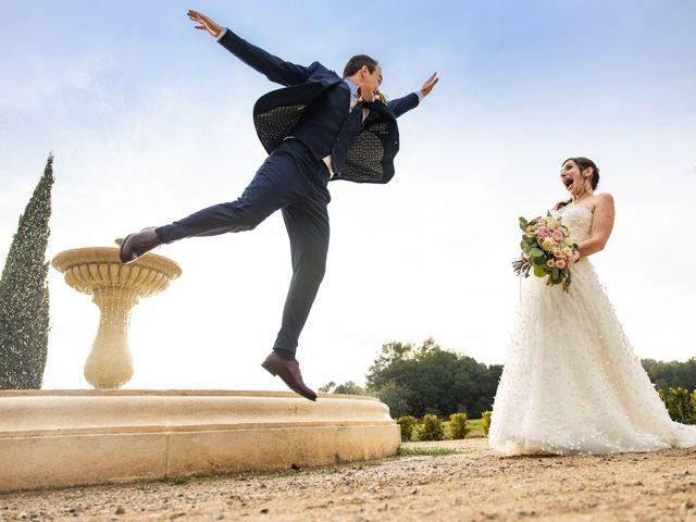 Le mariage de Luca et Lauren à Villecroze, Var 63