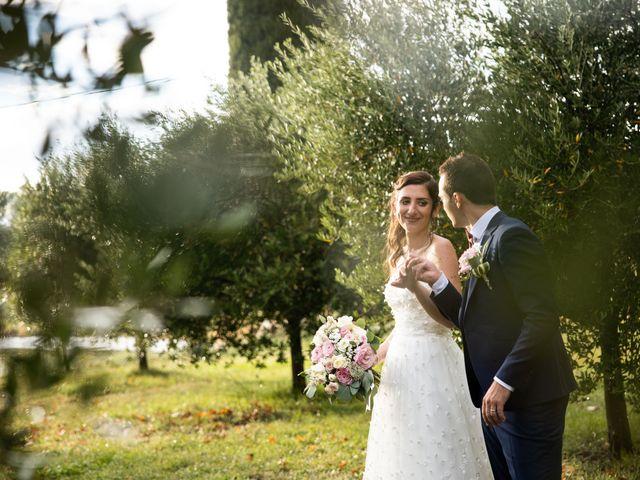 Le mariage de Luca et Lauren à Villecroze, Var 64