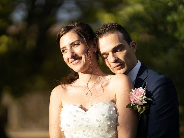 Le mariage de Luca et Lauren à Villecroze, Var 1