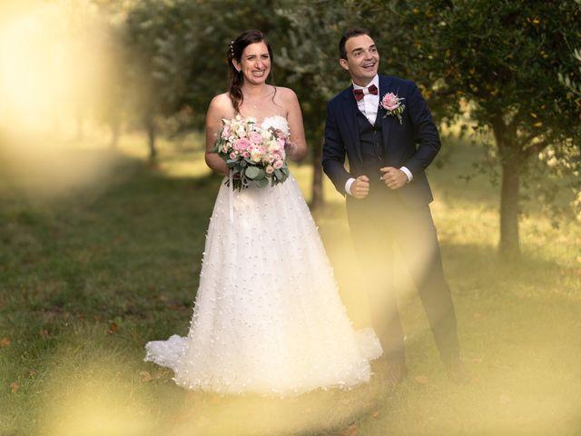 Le mariage de Luca et Lauren à Villecroze, Var 65
