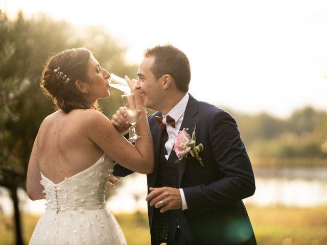 Le mariage de Luca et Lauren à Villecroze, Var 67