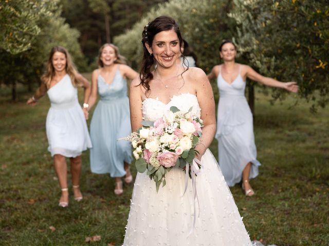 Le mariage de Luca et Lauren à Villecroze, Var 68