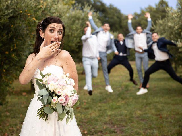 Le mariage de Luca et Lauren à Villecroze, Var 70