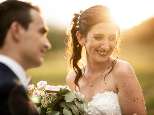 Le mariage de Luca et Lauren à Villecroze, Var 71