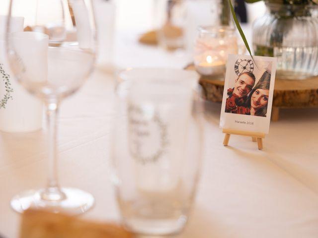 Le mariage de Luca et Lauren à Villecroze, Var 75