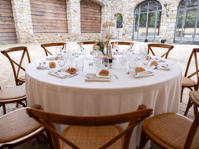Le mariage de Luca et Lauren à Villecroze, Var 77