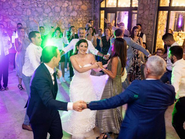 Le mariage de Luca et Lauren à Villecroze, Var 83