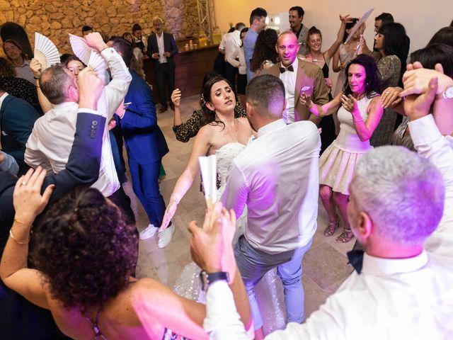 Le mariage de Luca et Lauren à Villecroze, Var 84