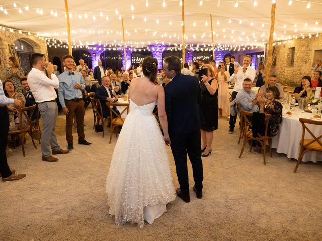 Le mariage de Luca et Lauren à Villecroze, Var 86
