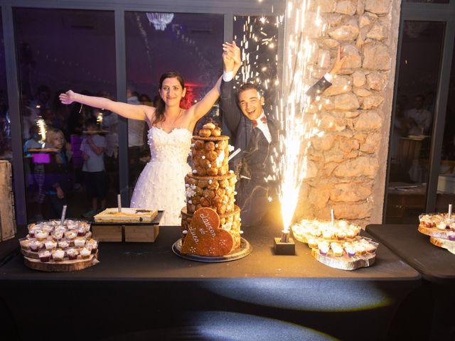 Le mariage de Luca et Lauren à Villecroze, Var 87