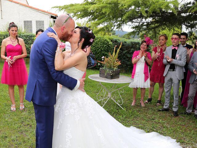 Le mariage de Nathalie et Alexandre à Ventabren, Bouches-du-Rhône 18