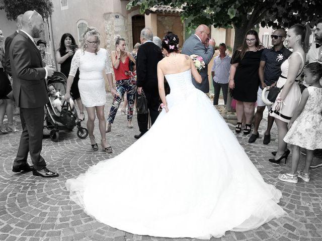 Le mariage de Nathalie et Alexandre à Ventabren, Bouches-du-Rhône 20