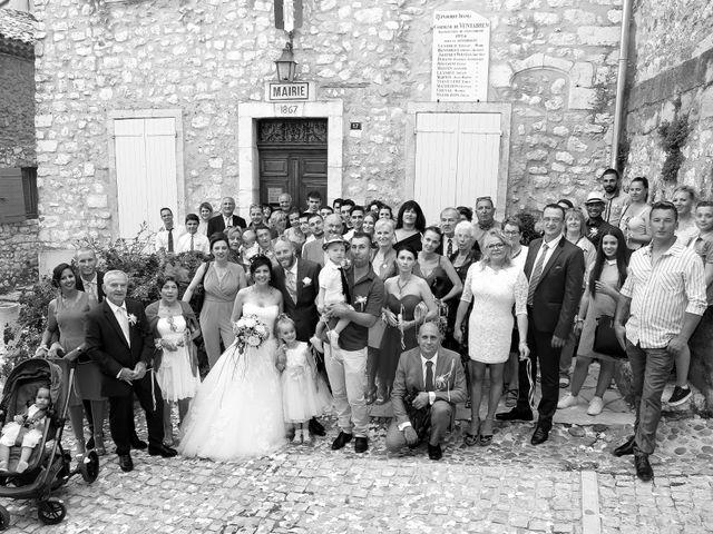 Le mariage de Nathalie et Alexandre à Ventabren, Bouches-du-Rhône 25