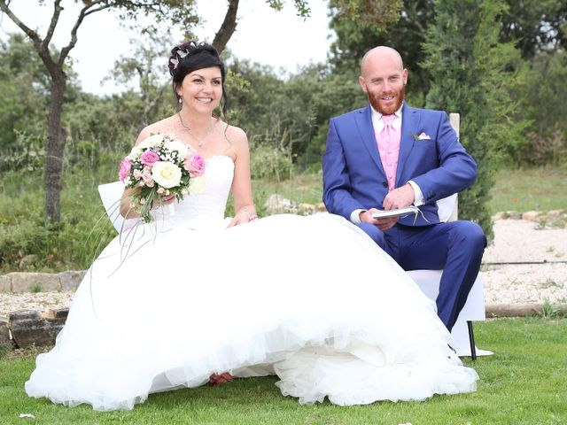 Le mariage de Nathalie et Alexandre à Ventabren, Bouches-du-Rhône 33