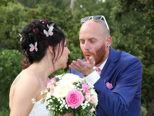 Le mariage de Nathalie et Alexandre à Ventabren, Bouches-du-Rhône 44