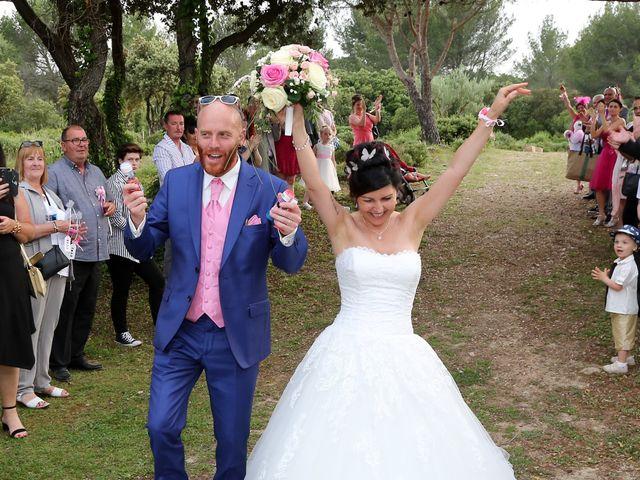 Le mariage de Nathalie et Alexandre à Ventabren, Bouches-du-Rhône 45