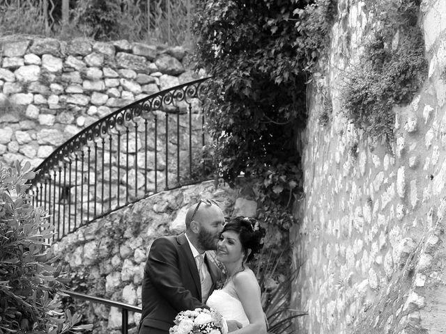 Le mariage de Nathalie et Alexandre à Ventabren, Bouches-du-Rhône 1