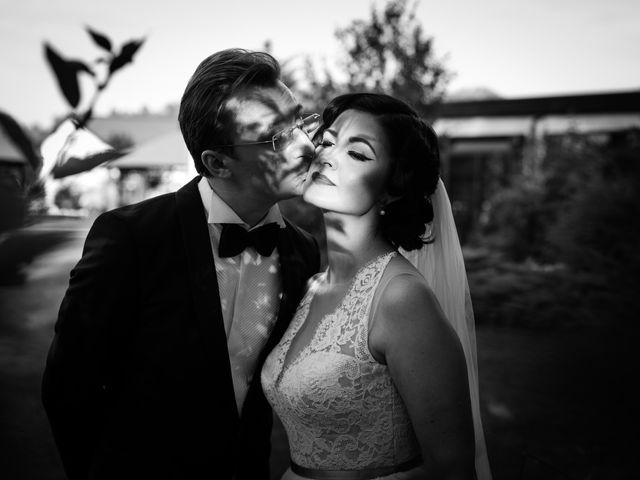 Le mariage de Raluca et Laurentiu