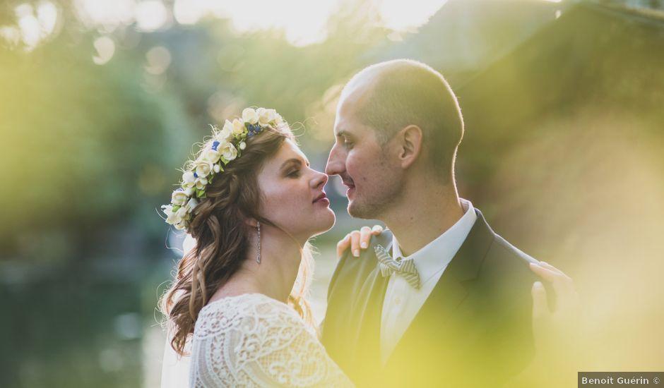 Le mariage de Raphaël et Alina à Châteaubourg, Ille et Vilaine