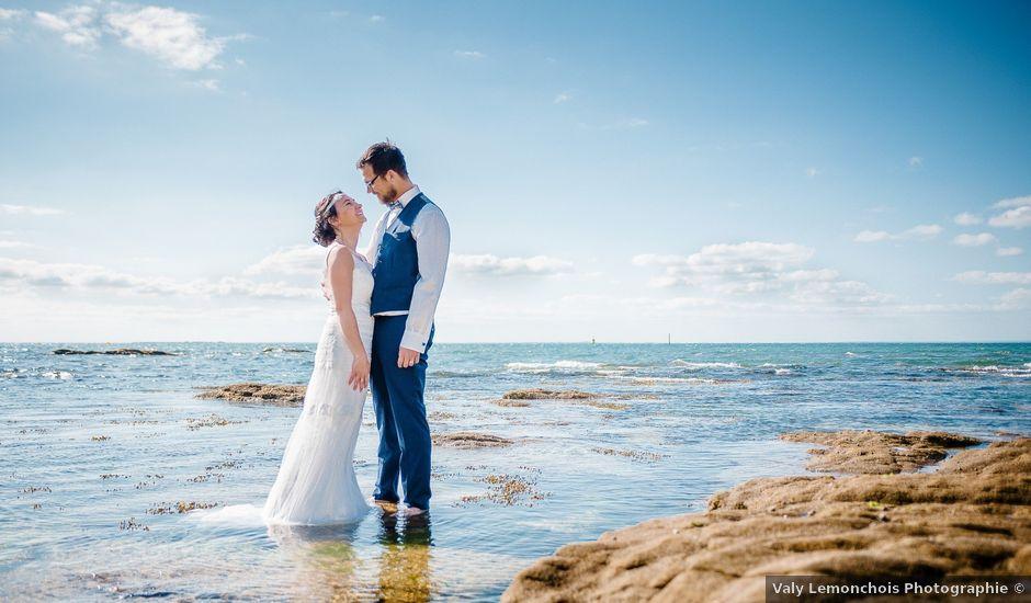 Le mariage de Samuel et Florence à Saint-Lyphard, Loire Atlantique
