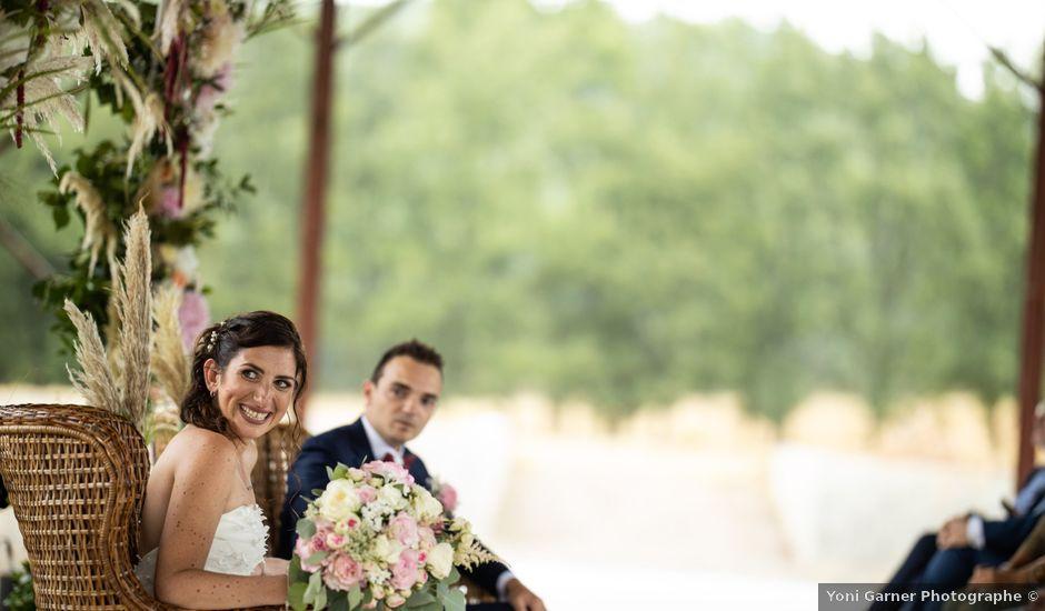Le mariage de Luca et Lauren à Villecroze, Var
