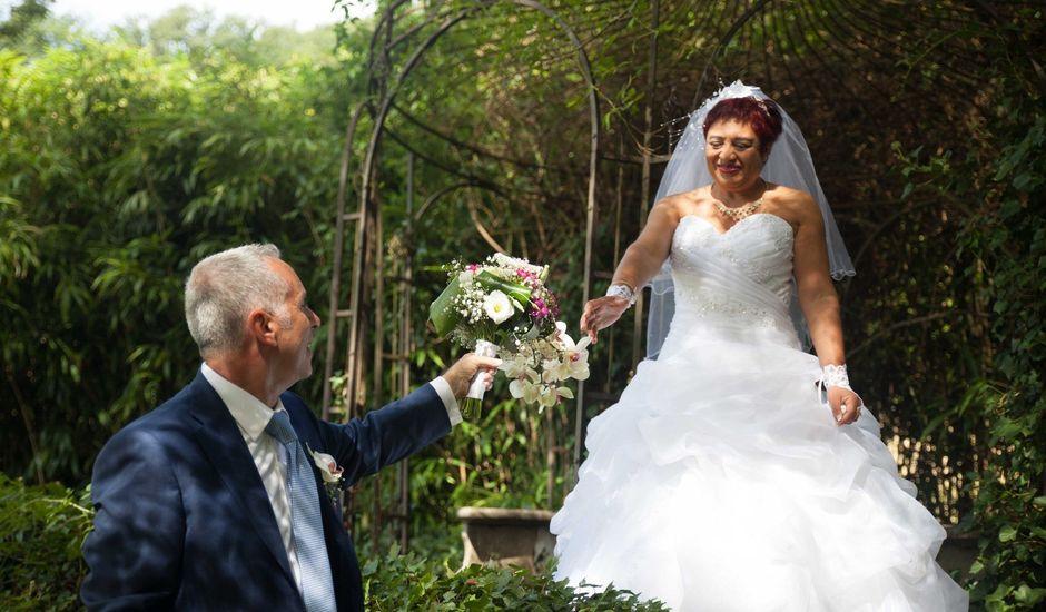 Le mariage de Hanta et Marco à Romainville, Seine-Saint-Denis
