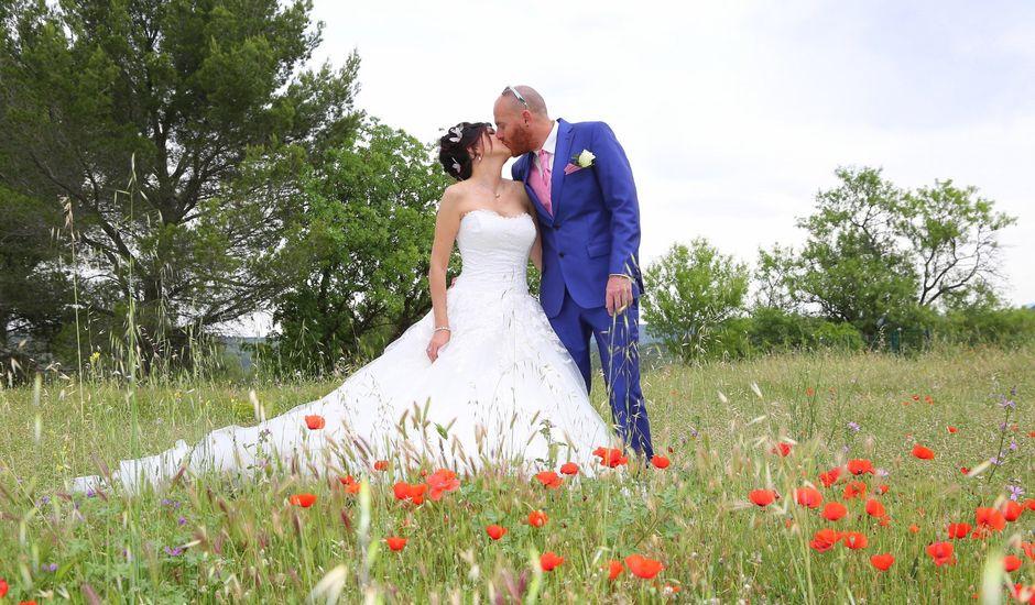 Le mariage de Nathalie et Alexandre à Ventabren, Bouches-du-Rhône