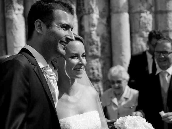 Le mariage de Julie et Marc Antoine