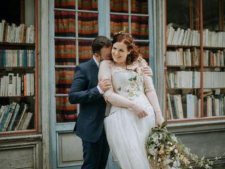 Le mariage de Céline et Matthieu
