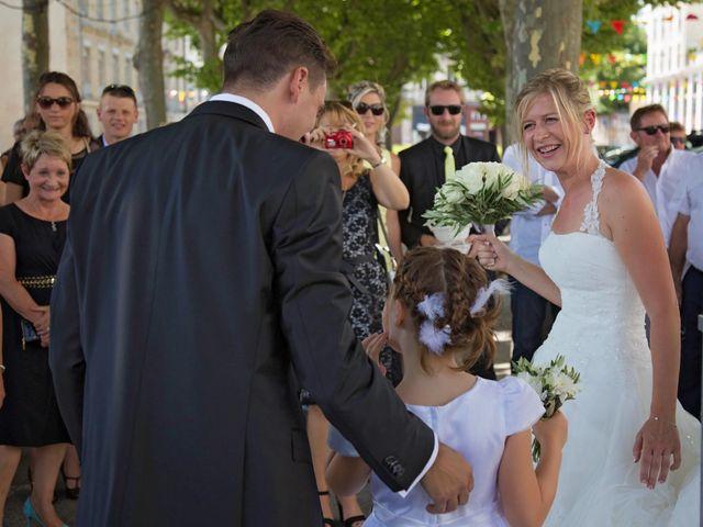 Le mariage de David et Laury à Romans-sur-Isère, Drôme 4
