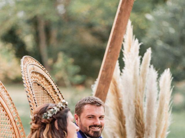 Le mariage de Sylvain et Célia à Cintegabelle, Haute-Garonne 33